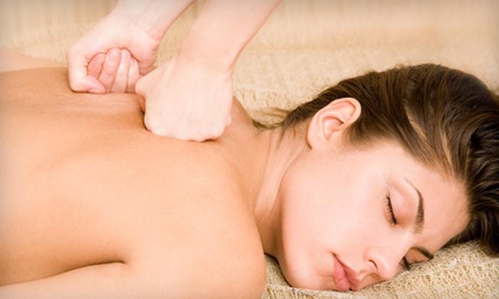 Majestic Therapeutic Massage - Fig Garden Loop: $32 for a One-Hour Therapeutic Massage at Majestic Therapeutic Massage ($65 Value)