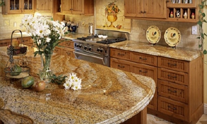 D.F.W. Stoneworks - Plano: $999 for $2,000 Worth of Countertops from D.F.W. Stoneworks