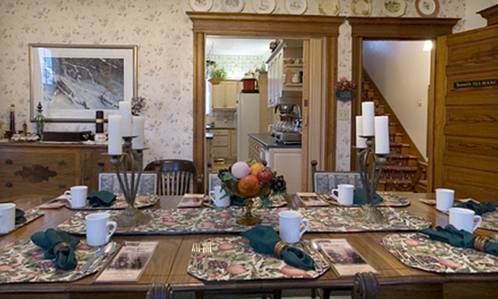 Ye Olde Walkerville Bed & Breakfast - Walkerville: One-Night Stay for Two in Room or Suite at Ye Olde Walkerville Bed & Breakfast