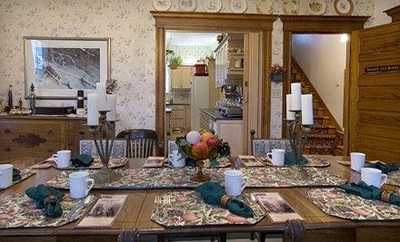 1-Night Stay for 2 (a $149 Value) - Ye Olde Walkerville Bed & Breakfast in Windsor