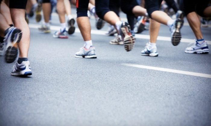The Running Store - Gainesville: $25 for $50 Worth of Shoes, Apparel, and Accessories at The Running Store in Gainesville