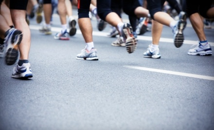 $50 Groupon to The Running Store - The Running Store in Gainesville