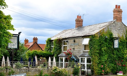 Warwickshire: 1 to 3 Nights for Two with Breakfast and Option for Afternoon Tea at The Blue Boar Inn