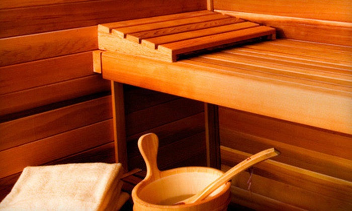 Wilmington Massage & Rejuvenation Center - Wilmington: One, Three, or Five 45-Minute Infrared-Sauna Sessions at Wilmington Massage & Rejuvenation Center (Up to 74% Off)