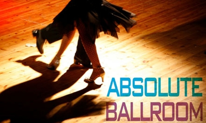 Absolute Ballroom & Dance Center of Pittsburgh - Larimer: $20 for Four Social Dances at Absolute Ballroom & Dance Center of Pittsburgh ($40 Value)