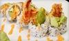 Yotsuba Japanese Restaurant & Bar-Ann Arbor - Multiple Locations: Sushi and Japanese Fare for Dinner or Lunch at Yotsuba Japanese Restaurant & Bar (Half Off