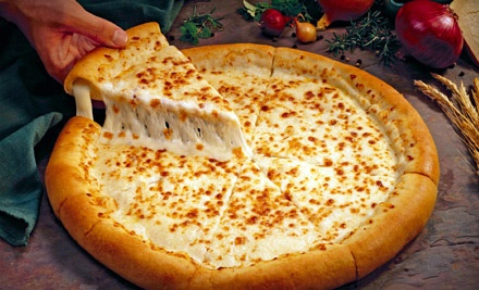 Pizza Meal for 2, Including 1 Appetizer or Salad to Share and Choice of 1 Large Pizza  - Blue Moon Gourmet Pizza in Reno