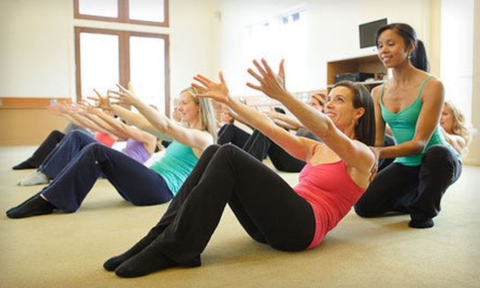 The Dailey Method - Virginia Lake: $42 for Five Fitness Classes at The Dailey Method ($95 Value)