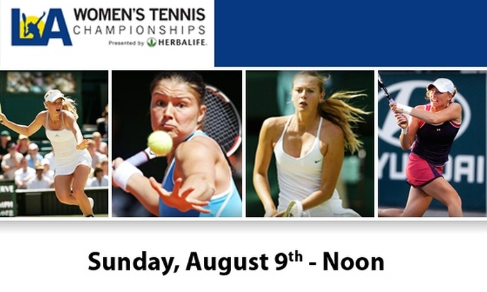 katt Williams - Los Angeles: LA Women's Tennis Championship: Buy Here For Final Match on Sunday 8/9, Other Rounds and Dates Available Below