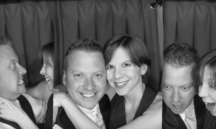 Virginia Photo Booths and More - Capitol District: Bronze, Silver, or Gold Photo-Booth Rental Package from Virginia Photo Booths and More (Half Off)