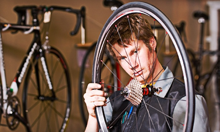 Marty's Bike Shop - Park Ridge: Bicycle Spring Tune-Up or $25 for $50 Worth of Bikes and Accessories at Marty's Bike Shop in Park Ridge