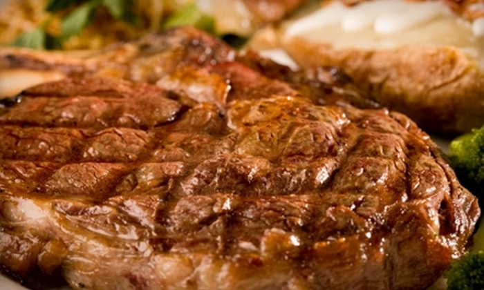 Jimmy's Family Steakhouse - Fifth Ward: $10 for $20 Worth of Steaks, Salads, and Sides at at Jimmy's Family Steakhouse