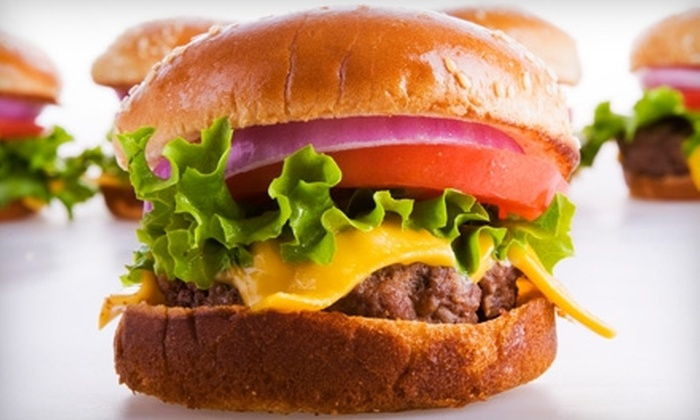 California Burgers and Shakes - Knoll Ridge: $5 for $10 Worth of American Fare at California Burgers & Shakes