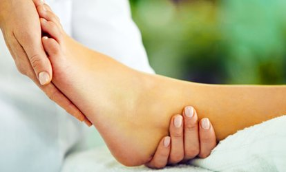 image for One-Hour Reflexology (£19.50) With 30-Minute Reiki (£24.50) Session at Black Tulip at Your Natural Image (Up to 64% Off)