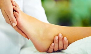 Black Tulip at Your Natural Image: One-Hour Reflexology (£19.50) With 30-Minute Reiki (£24.50) Session at Black Tulip at Your Natural Image (Up to 64% Off)