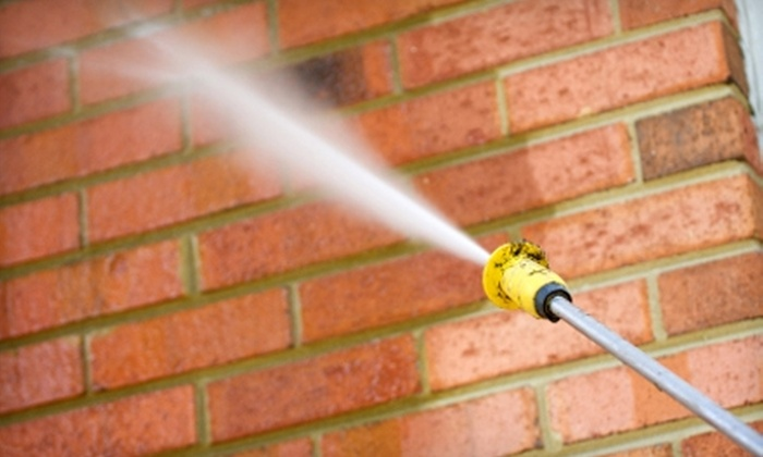 JB Handyman - Austin: $72 for Up to 1,500 Square Feet of Power Washing from JB Handyman