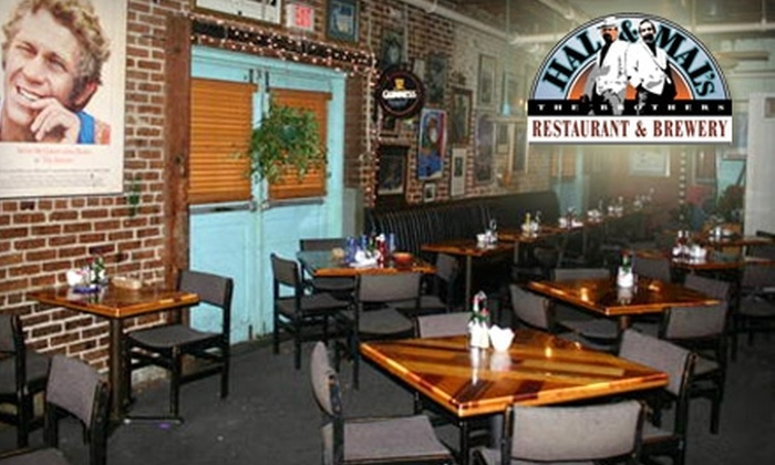Hal & Mal's - Jackson: $10 for $20 Worth of Southern Pub Grub and Libations at Hal and Mal's Restaurant and Pub