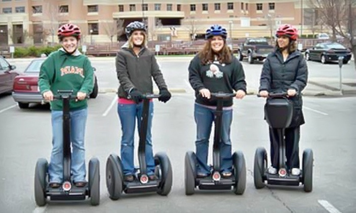 All American Segway - East Side Pioneers: Historical Segway Tour of Rochester, Plus Lunch, for Two, Four, or Six from All American Segway
