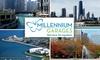 Millennium Garages - Chicago: $50 for Five Parks at Millennium Garages ($110 Value)