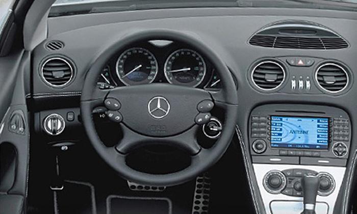 European Motorcars - Urbandale: Auto-Detail Packages at European Motorcars in Urbandale. Three Options Available.