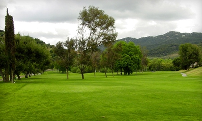 Castle Creek Country Club - Escondido: $62 for a Round of Golf for Two Plus Cart Rental at Castle Creek Country Club in Escondido (Up to $132 Value)