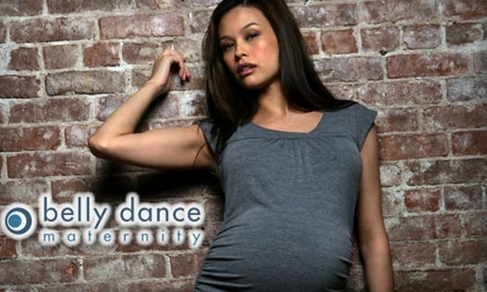 Belly Dance Maternity - Multiple Locations: $25 for $50 Worth of Maternity and Nursing Clothing at Belly Dance Maternity