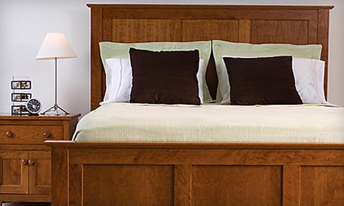 Woodbine - Keller: $99 for $300 Toward Fine Custom Furniture at Woodbine in Keller