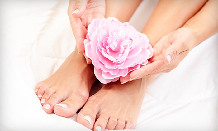 JS Hair Lounge - Tallahassee: Spa Day for One or Two with a Mani-Pedi, Facial, and Hand Treatment with Paraffin Dip at JS Hair Lounge (Up to 58% Off)