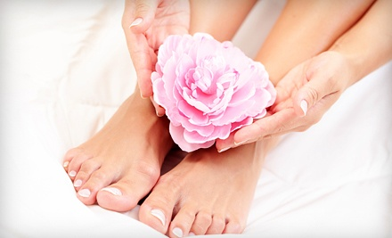 Spa-Day Package for Two (a $260 total value) - JS Hair Lounge in Tallahassee