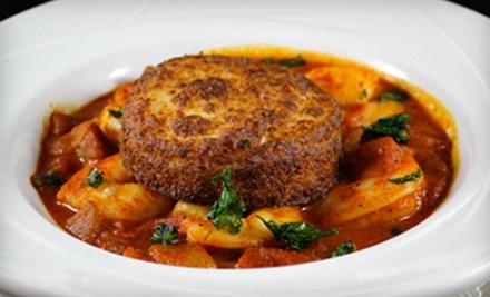 $50 Groupon to Hat City Kitchen  - Hat City Kitchen in Orange