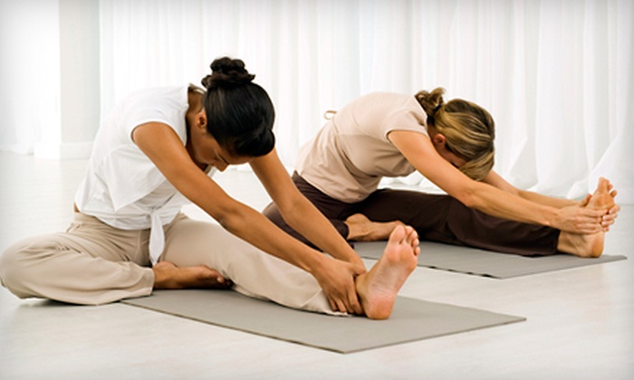 Joe Yoga - Cohoes: $25 for Four Yoga Classes (Up to $55 Value) at Joe Yoga in Cohoes