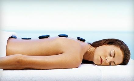 Amazing Cuts Hair Salon and Spa: 1-Hour Warm Stone Massage - Amazing Cuts Hair Salon and Spa in Lubbock