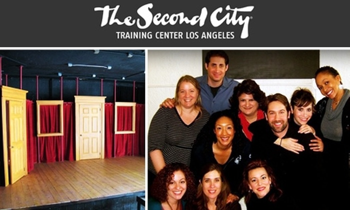 The Second City Training Center  - Hollywood: $10 for 2-Hour Improv Class at Second City Training Center