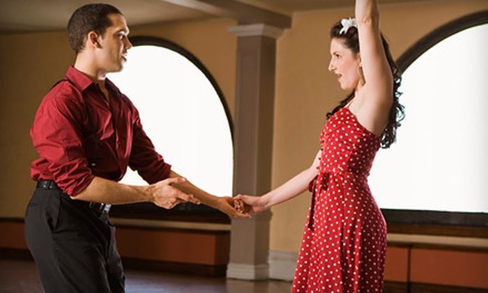 Uptown Swing - Lowry Hill,Lowry Hill East,Hennepin and Lake: $20 for Four Weeks of Swing-Dance Lessons at Uptown Swing (Up to $40 Value)