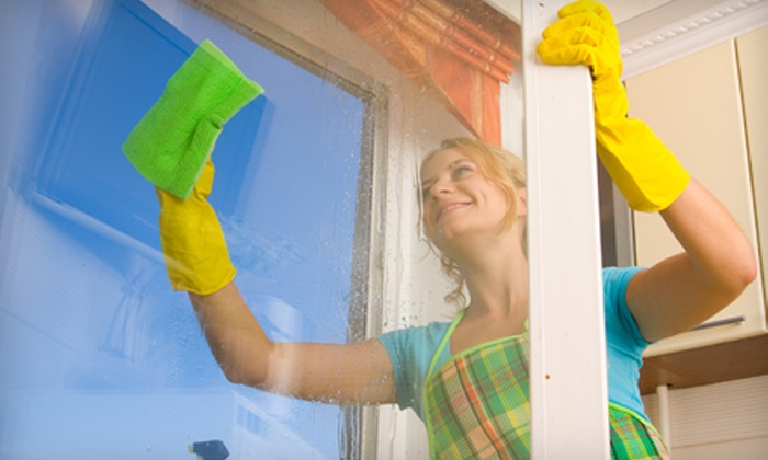 You've Got Maids - New Tacoma: $49 for Two Hours of Housecleaning Services from You've Got Maids ($120 Value)