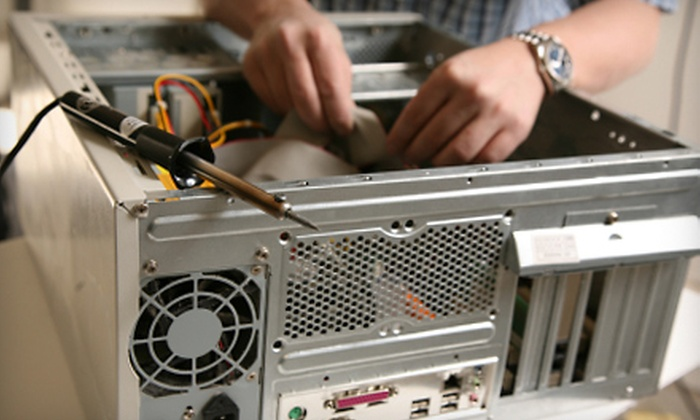 Computer Services Associates - Macon: $50 for $100 Worth of Computer and Printer Services and Repair at Computer Services Associates