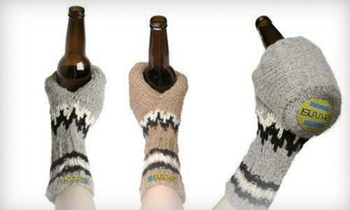 Sküüzi: One or Four Scandinavian Drink Cozies from Sküüzi (Half Off)