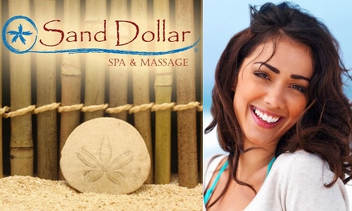 Sand Dollar Spa & Massage - University Place: $65 for a 20-Minute Teeth Whitening at Sand Dollar Spa