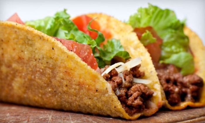 Los Compadres - Reno: $10 for $20 Worth of Authentic Mexican Fare and Drinks at Los Compadres