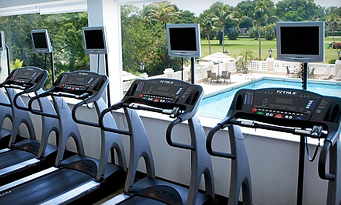 Coral Gables Athletic Club - Coral Gables Section: One-Month Membership to Coral Gables Athletic Club. Five Options Available.