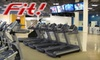 Fit! Health Club and Gym - Towson: $29 for Health Club and Gym Package at Fit! ($146 Value) in Towson