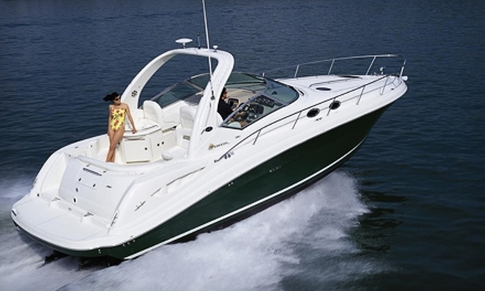 Vantage Yacht Club - Multiple Locations: $799 for a One-Year Membership and Three-Hour City Cruise from Vantage Yacht Club ($3,300 Value)