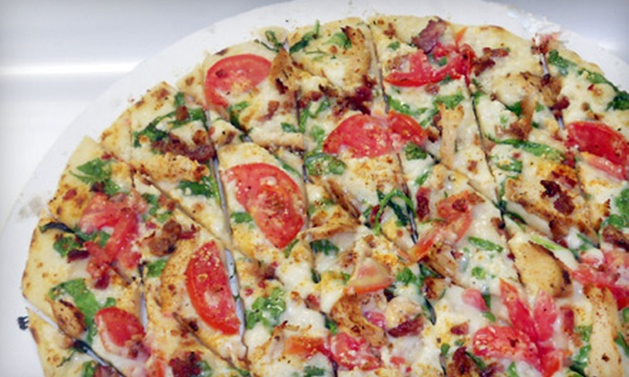 Boston's Bistro & Pub - Dayton: $10 for $20 Worth of Gourmet Pizza with Hungarian Flare at Boston's Bistro & Pub