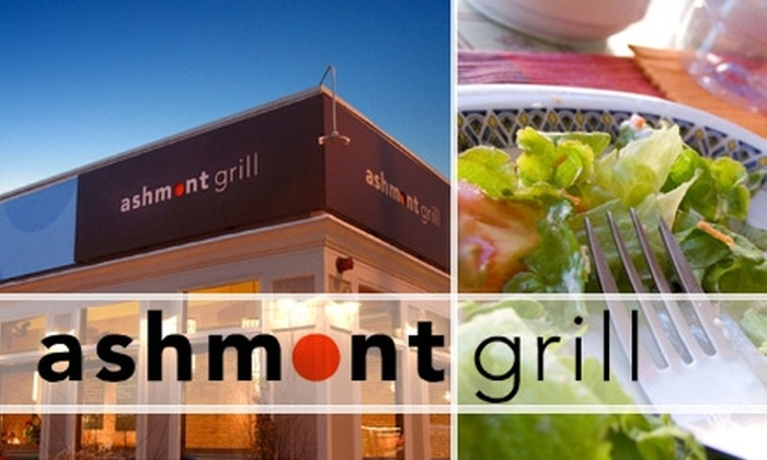 Ashmont Grill - Dorchester: $25 for $50 Worth of Dinner at Ashmont Grill
