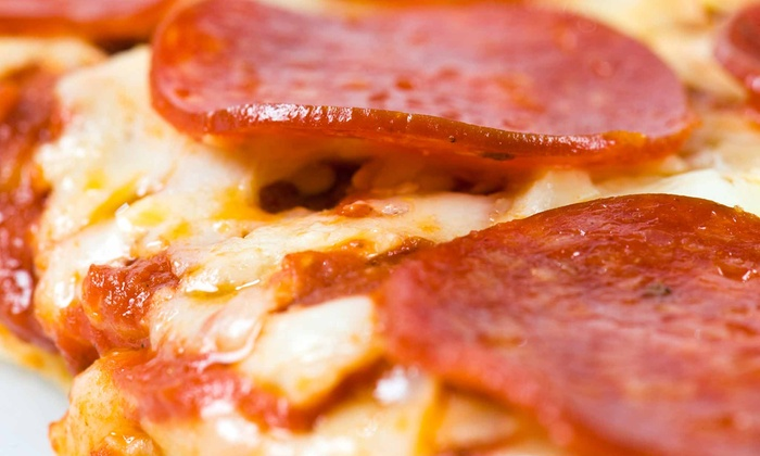 Bellacino's of Farmington - Downtown Farmington: $8.50 for $16 Worth of Pizza and Grinders at Bellacino's of Farmington