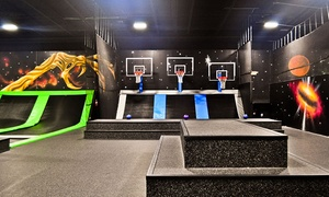 Up to 35% Off Jump Pass, Birthday Party at Velocity Air Sports at Velocity Air Sports, plus 6.0% Cash Back from Ebates.