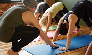 Bodhi Hot Yoga: Five Yoga Classes or 30 Days of Unlimited Classes at Bodhi Hot Yoga (Up to 67% Off)