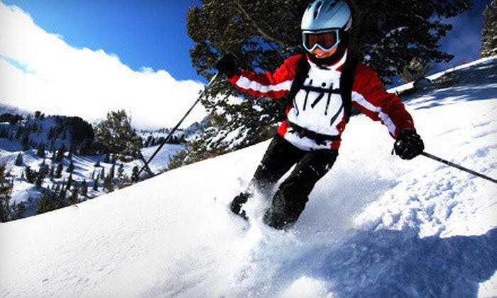 Caberfae Peaks Ski & Golf Resort - Caberfae Peaks Ski-Golf Resort: All-Day Lift Ticket at Caberfae Peaks Ski & Golf Resort (Up to Half Off). Two Options Available.