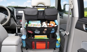 On-the-Go Car Back Seat Organizer