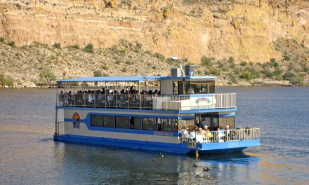90-Minute Nature Cruise for Two or Four from Desert Belle Cruises in Mesa (Up to 45% Off)